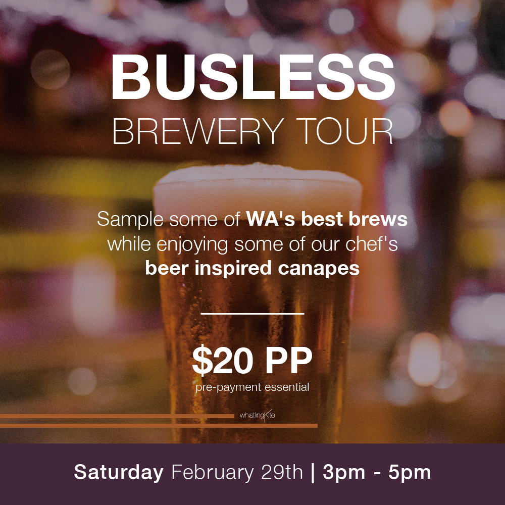 Busless Brewery Tour 2020