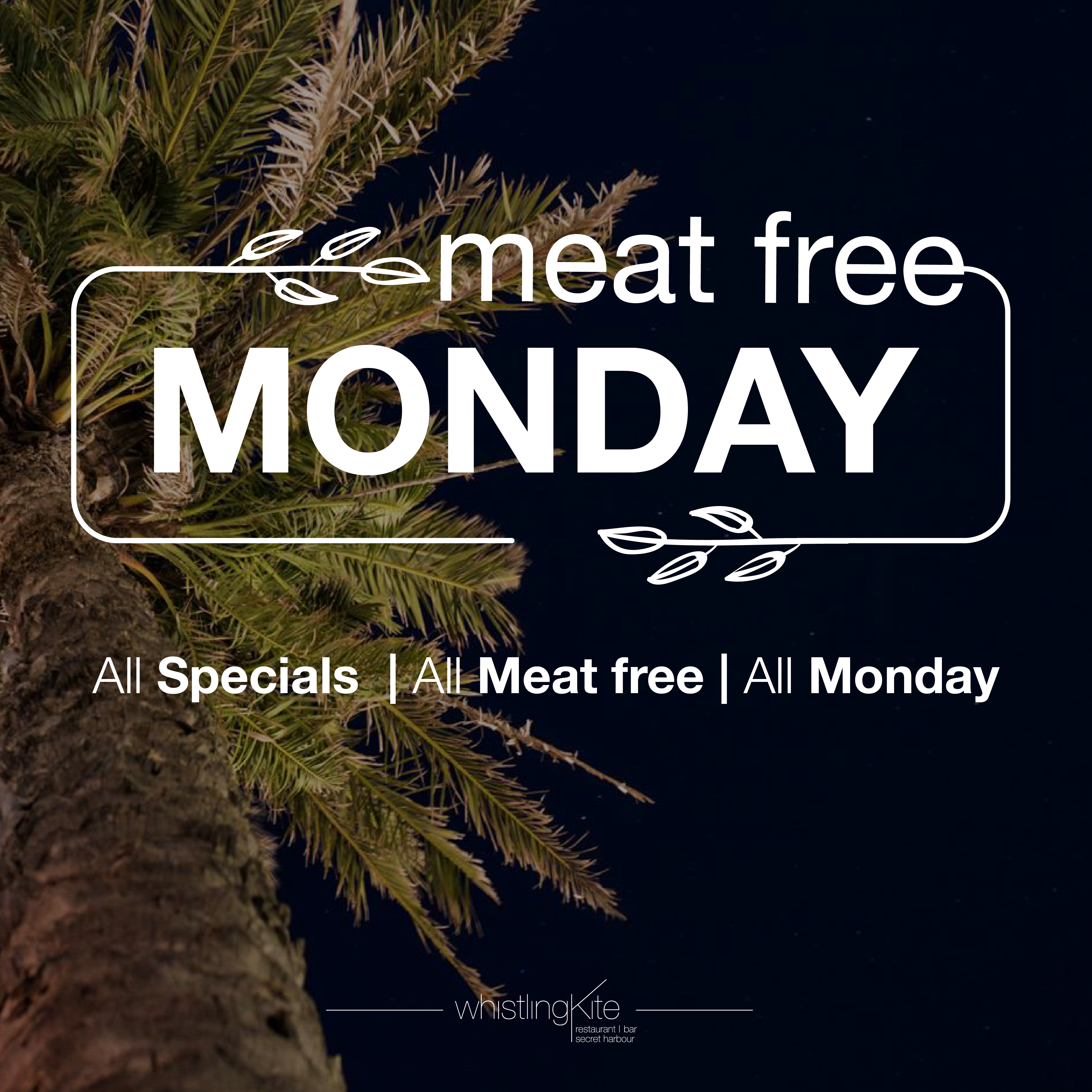 Meat Free Monday's